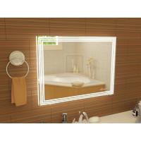 Зеркало в ванну с подсветкой Эвелин 110х70 см