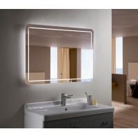 Зеркало с подсветкой для ванной комнаты Анкона 110х70 см