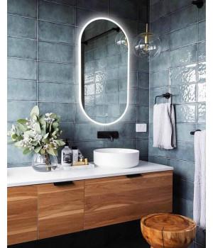Зеркало в ванную с внутренней подсветкой Натали