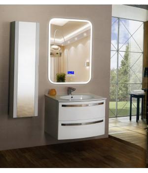 Зеркало в ванную комнату с подсветкой Амелия